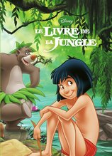Vente Livre : Le Livre de la Jungle  - Walt Disney