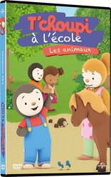 Vente DVD : T'choupi - Les animaux (DVD)