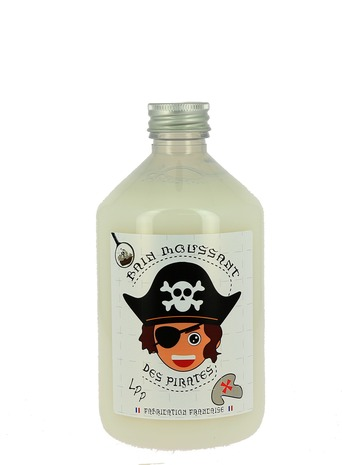 Vente Articles : Bain moussant - Pirate (500 ml)  - Le Père Pelletier