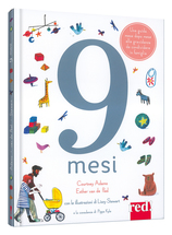 Vente Livre : 9 mesi  - Courtney Adamo - Esther van de Paal