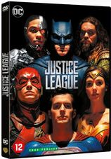 Vente DVD : Justice League (DVD)