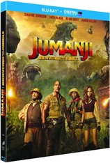 Vente Blu-Ray : Jumanji : Bienvenue dans la jungle (Blu-Ray)  - Jake Kasdan