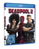 Vente Blu-Ray : Deadpool 2 (Blu-Ray)  - David Leitch