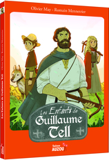 Vente Livre : Les enfants de Guillaume Tell  - Olivier May - Romain Mennetrier