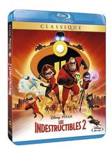 Vente Blu-Ray : Les Indestructibles 2 (Blu-Ray)