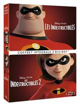 Vente Blu-Ray : Coffret Les Indestructibles (2Blu-Ray)
