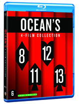 Vente Blu-Ray : Ocean's Collection 2018 (4 Blu-Ray)