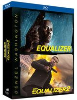 Vente Blu-Ray : Coffret : Equalizer (2 Blu-Ray)