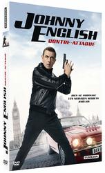Vente DVD : Johnny English contre-attaque (DVD)