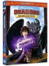 Vente DVD : Dragons / Par delà les rives - Saison 1 (2 DVD)