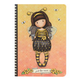 Vente Articles : Cahier A5 - Bee Loved  - Gorjuss