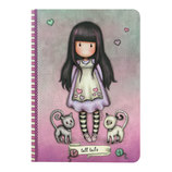 Vente Articles : Cahier A5 - Tall Tails  - Gorjuss