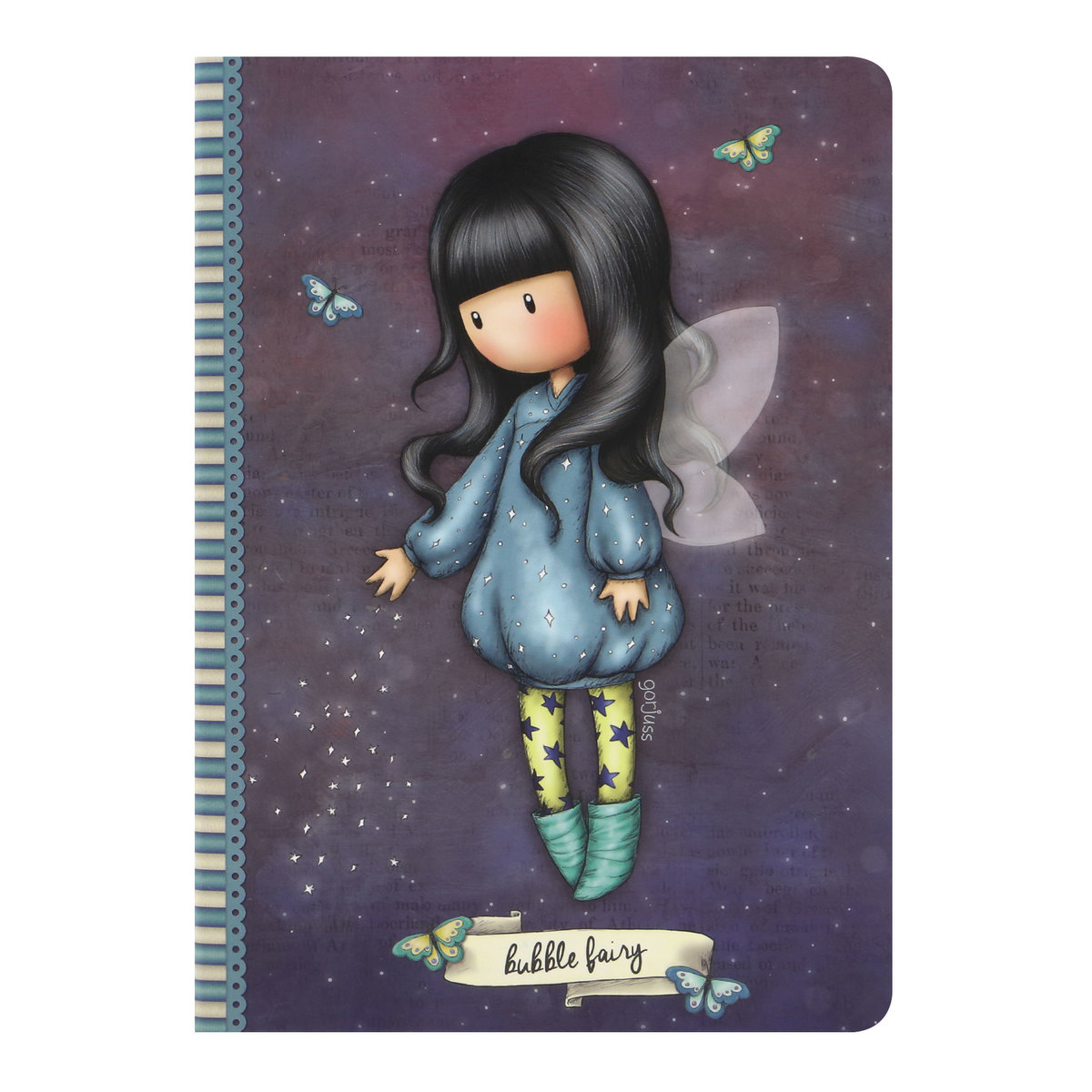 Cahier A5 - Bubble Fairy