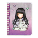 Vente Articles : Cahier A6 - Tall Tails  - Gorjuss