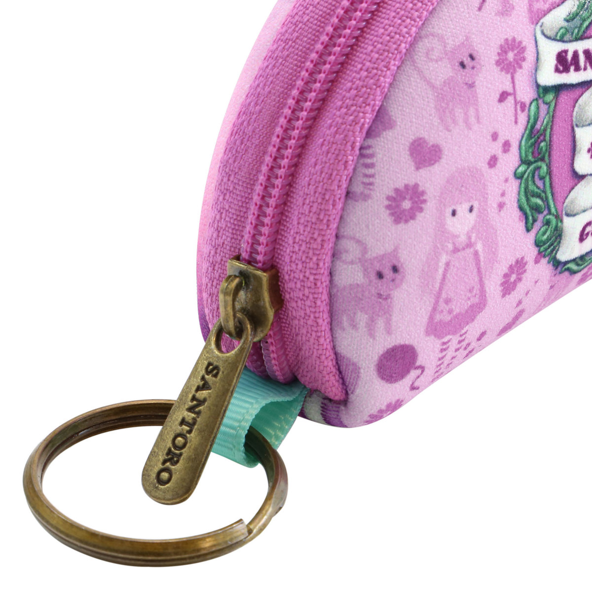 Mini pochette coquille - Tall Tails