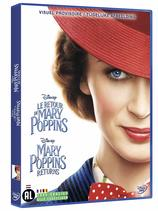 Vente DVD : Le retour de Mary Poppins (DVD)