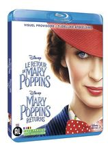 Vente Blu-Ray : Le retour de Mary Poppins (Blu-ray)