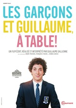 Vente DVD : Les garçons et Guillaume à table (DVD)  - Guillaume Gallienne
