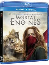 Vente DVD : Mortal engines (DVD)
