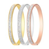 Vente Articles : Bracelets trio Cristaux de Bohème  - So'Charm