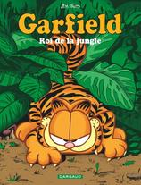 Vente Livre : Garfield - Tome 68 : Roi de la jungle