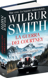 Vente Livre : La guerra dei courtney  - Wilbur Smith