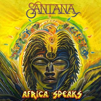 Vente CD : Africa Speaks (CD)  - Santana