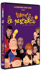 Vente DVD : Titeuf le pestacle (DVD)