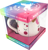 Vente Livre : Coffret mug Magic Licorne