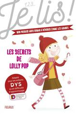 Vente Livre : Version dyslexie : Les secrets de Lolly Pop  - Geneviève Guilbault