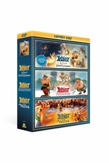 Vente DVD : Coffret Asterix (3 DVD)
