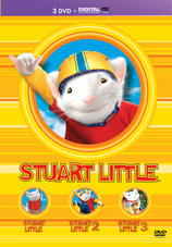 Vente DVD : Coffret Stuart Little - Trilogie (3 DVD)