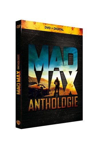 Vente DVD : Coffret Mad Max Antihologie (4 DVD)