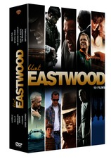 Vente DVD : Coffret Eastwood (10 DVD)
