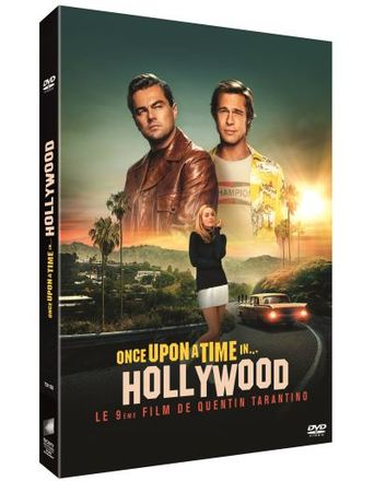 Vente Blu-Ray : Once upon a time... in Hollywood (Blu-Ray)