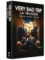 Vente DVD : Coffret Very Bad Trip (3 DVD)