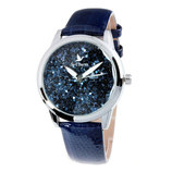 Vente Articles : Montre Femme Bleu  - So'Charm