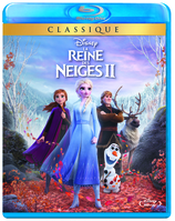 Vente Blu-Ray : La Reine des neiges 2 (Blu-Ray)