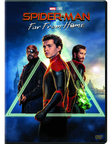 Vente DVD : Spider-Man: Far From Home (DVD)