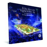 Vente CD : La Fête des Vignerons 2019 - Le spectacle (enregistrement live) (2CD)