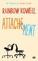 Vente Livre : Attachement  - Rainbow Rowell