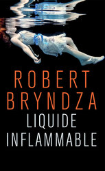 Vente Livre : Liquide inflammable  - Robert Bryndza