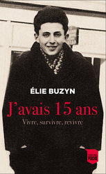 Vente EBooks : J'avais 15 ans - Ebook  - Elie Buzyn