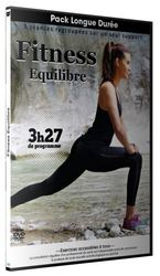Vente DVD : FITNESS Equilibre  (DVD)