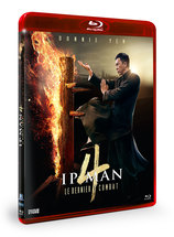 Vente Blu-Ray : IP MAN 4 (Blu-Ray)