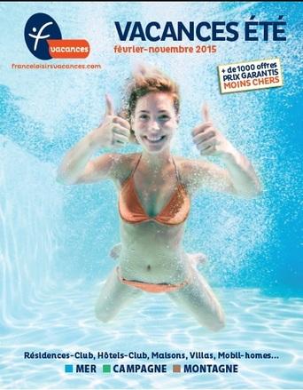 France loisirs vacances catalogue vacances t 2015 imprim s - France loisir parrainage ...