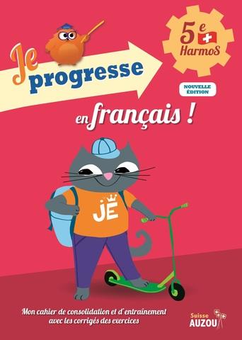 Je Progresse 5eme Harmos Francais Livre