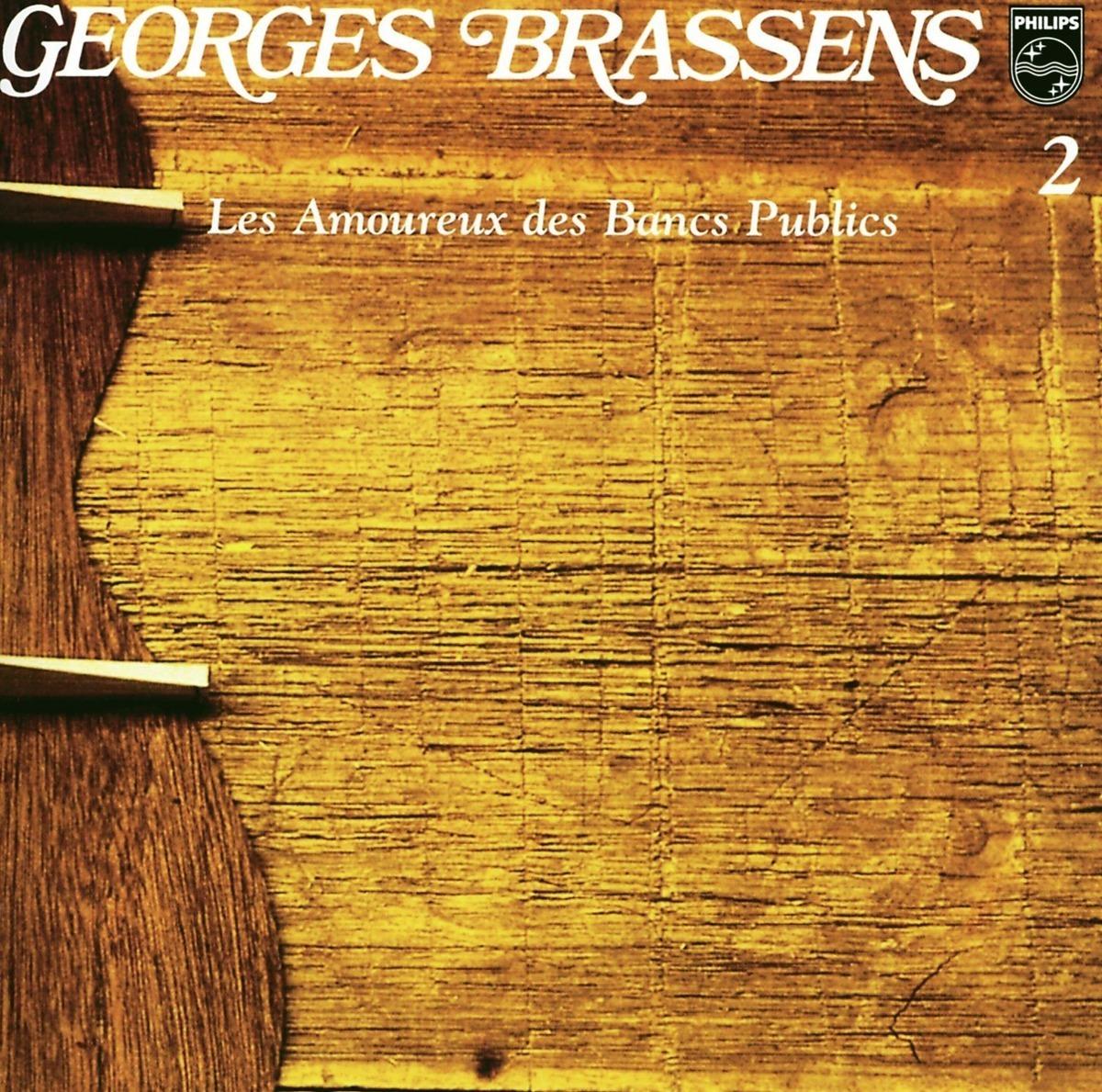 Georges brassens 1921 1981 france loisirs suisse - Les amoureux des bancs publics brassens ...