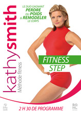 Vente DVD : Kathy Smith : Step & Fitness (DVD)  - Kathy Smith