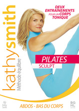 Vente DVD : Kathy Smith : Pilates Sculpt (DVD)  - Kathy Smith